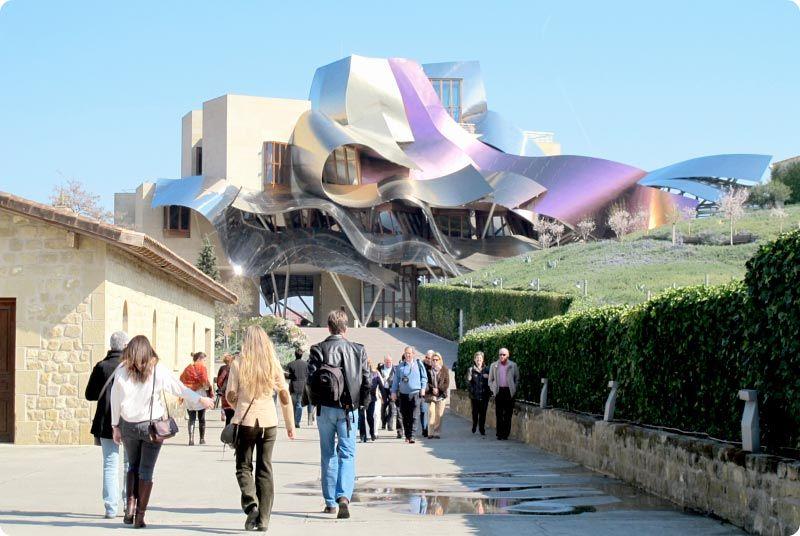 bodegas marques de riscal Bodegas Marques de Riscal – вино как произведение искусства tild6532 3830 4461 b633 396633623339  experienciariscalhotelandando