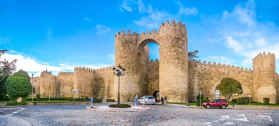 Авила Андалусия Культурный досуг: топ-5 испанских городов ЮНЕСКО 11