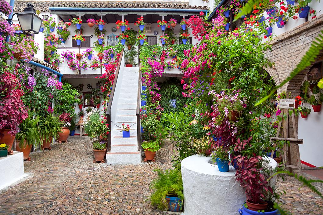 Ruta de los patios Андалусия Культурный досуг: топ-5 испанских городов ЮНЕСКО 2