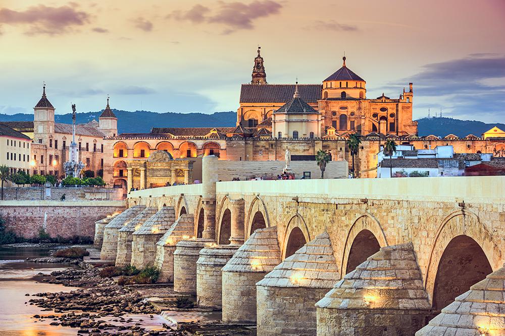 Римский мост Андалусия Культурный досуг: топ-5 испанских городов ЮНЕСКО 3