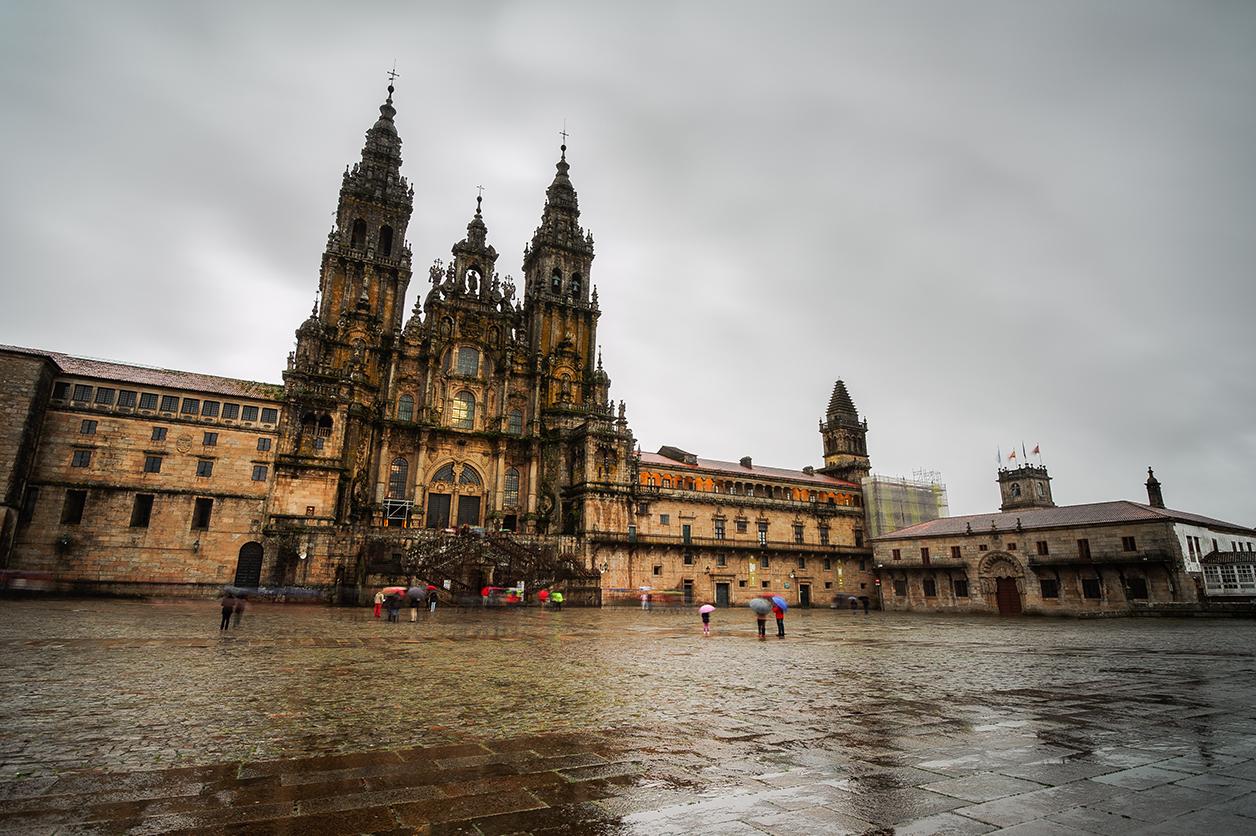 Собор Святого Иакова Андалусия Культурный досуг: топ-5 испанских городов ЮНЕСКО 4