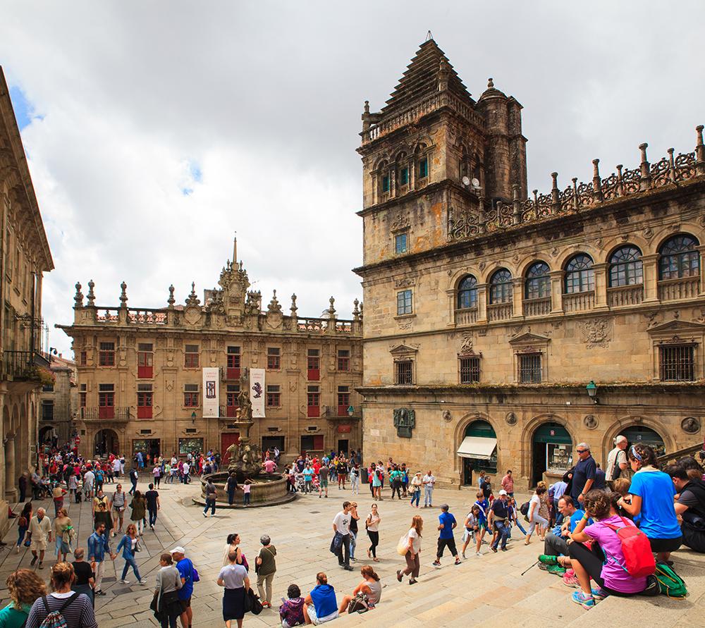 Площадь Platerias Андалусия Культурный досуг: топ-5 испанских городов ЮНЕСКО 5