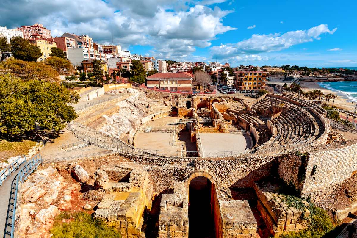 Римский амфитеатр Андалусия Культурный досуг: топ-5 испанских городов ЮНЕСКО 6