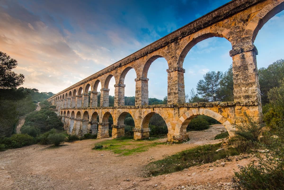 Римский акведук Андалусия Культурный досуг: топ-5 испанских городов ЮНЕСКО 7