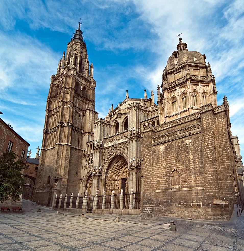 Собор Святой Марии Андалусия Культурный досуг: топ-5 испанских городов ЮНЕСКО 9