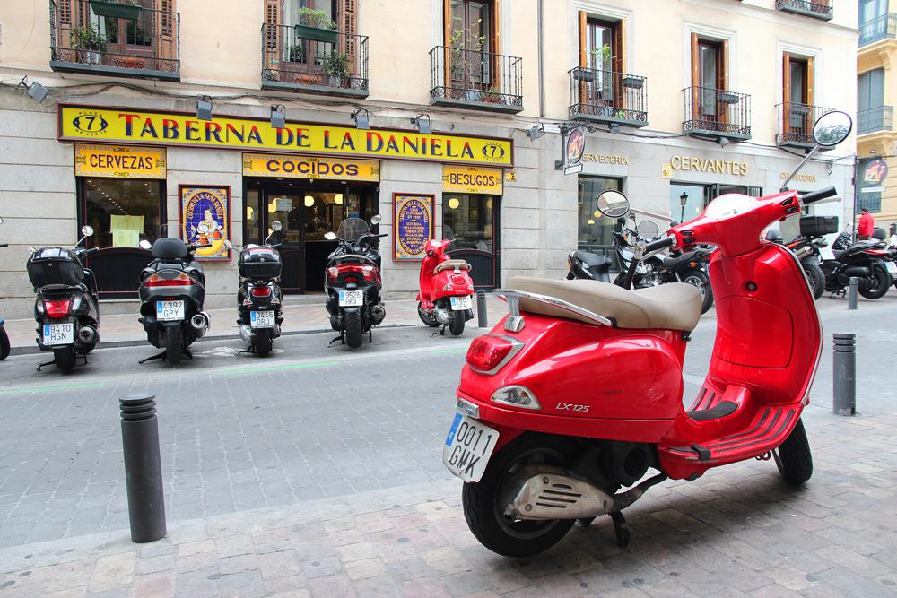 Рестораны Испании Рестораны Испании: продолжение обзора – арросерии, высокая кухня и фастфуд 00
