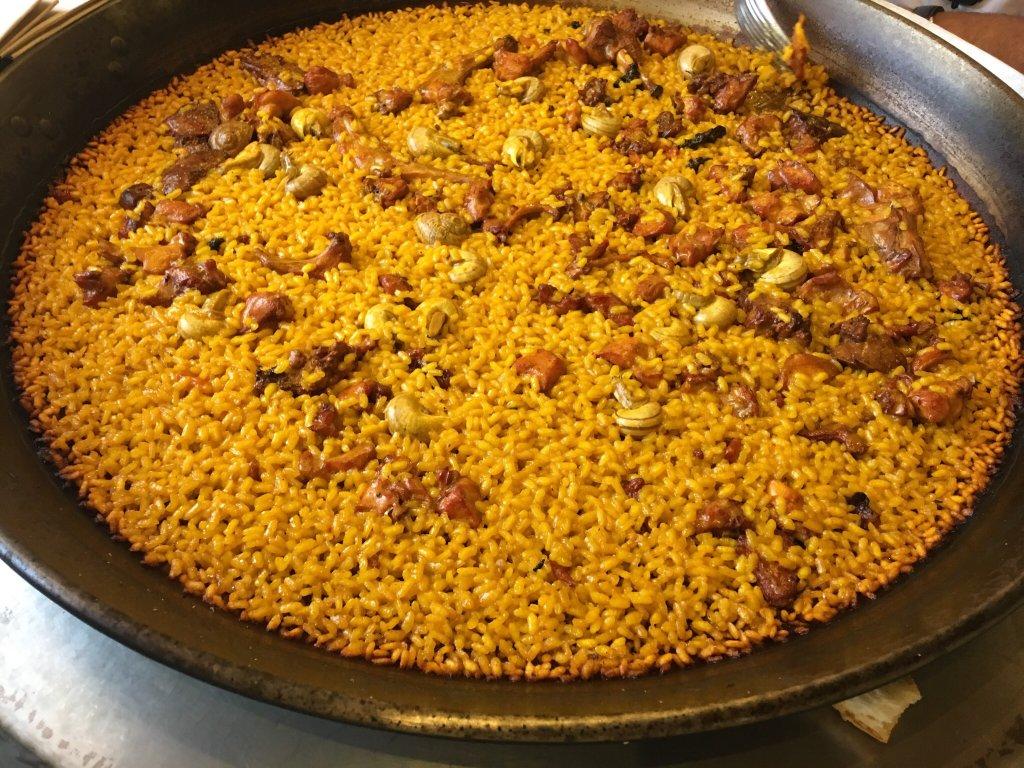Рестораны Испании Рестораны Испании: продолжение обзора – арросерии, высокая кухня и фастфуд paco gandia