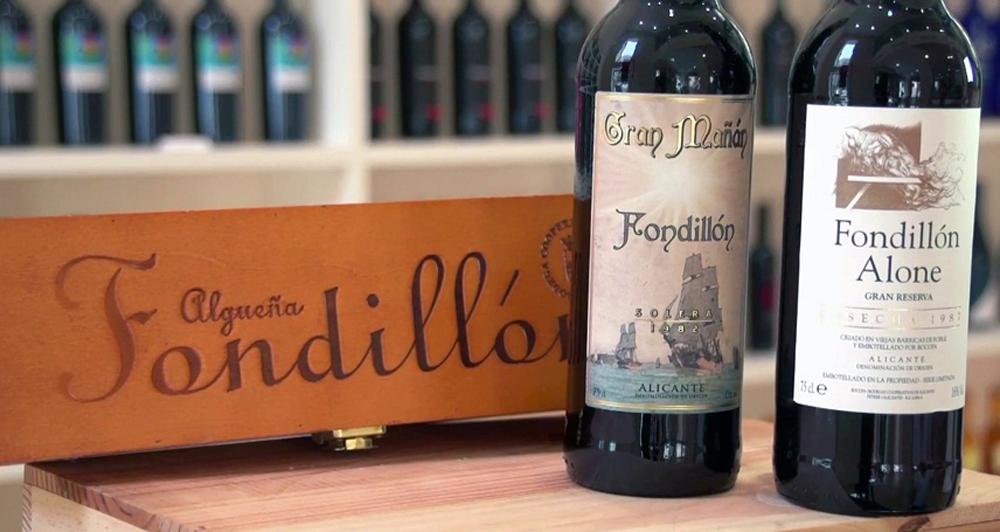 хересные вина Cладкий испанский алкоголь: хересные вина, мальвазия, загадочный фондильон и Педро Хименес 1fondillon