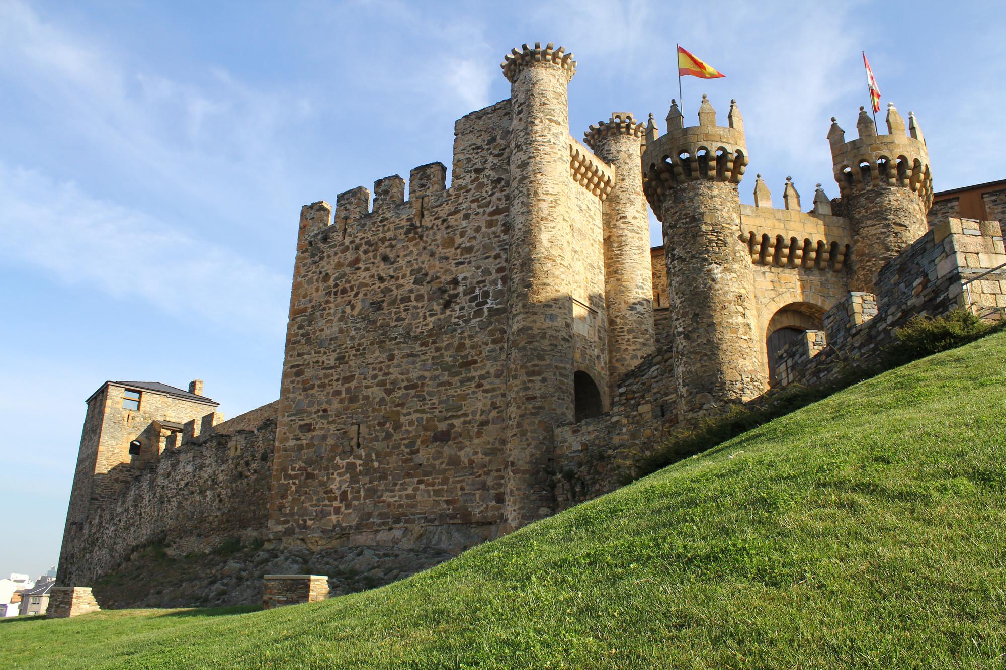 замки Испании ТОП-7 замков Испании 1