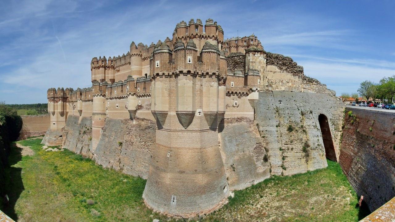 замки Испании ТОП-7 замков Испании 11