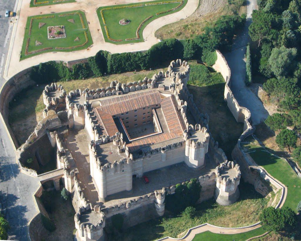 замки Испании ТОП-7 замков Испании 12