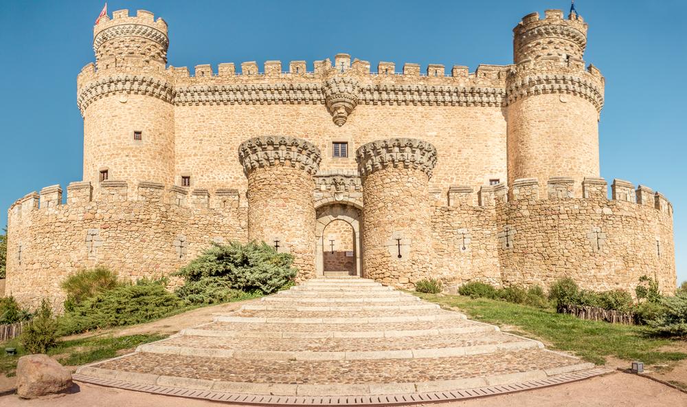 замки Испании ТОП-7 замков Испании 13