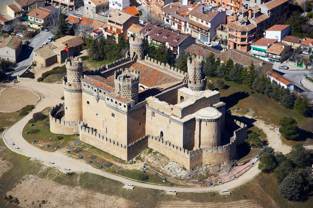замки Испании ТОП-7 замков Испании 14