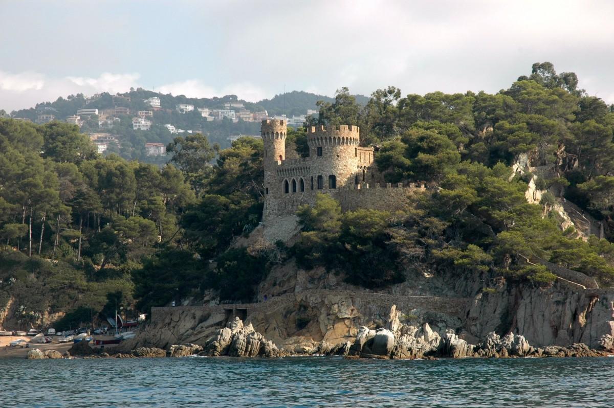 замки Испании ТОП-7 замков Испании 7