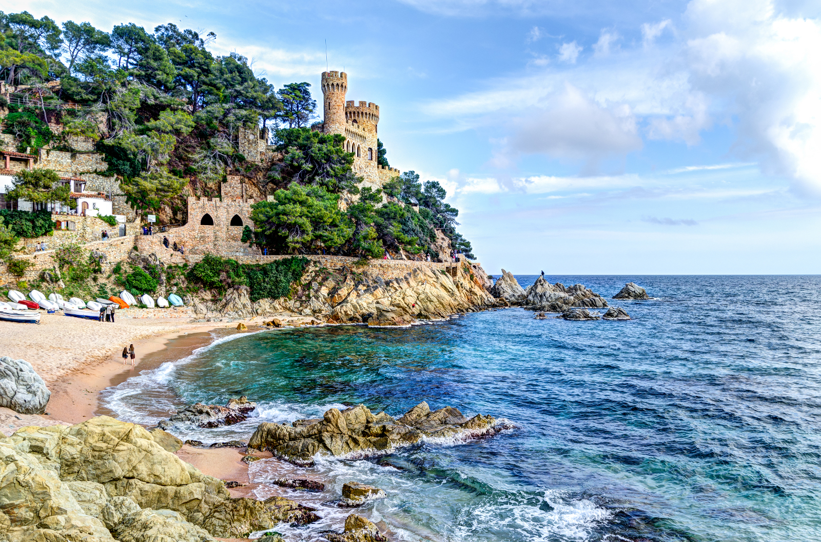 замки Испании ТОП-7 замков Испании 8
