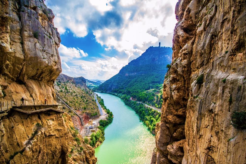 Испания Топ-5 мест в Испании для любителей высоты! 2