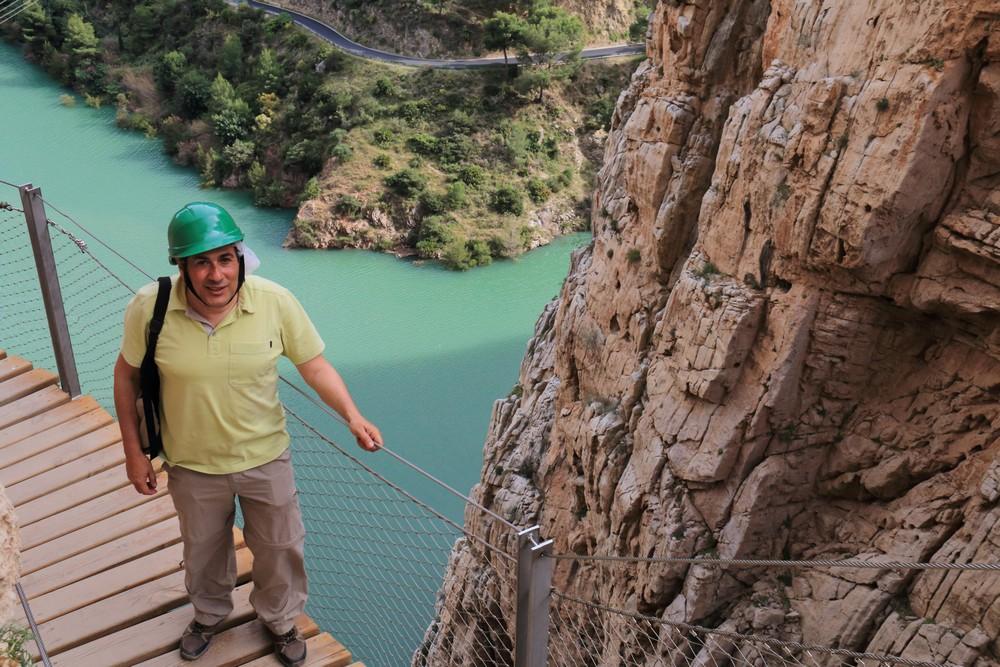 Испания Топ-5 мест в Испании для любителей высоты! 3