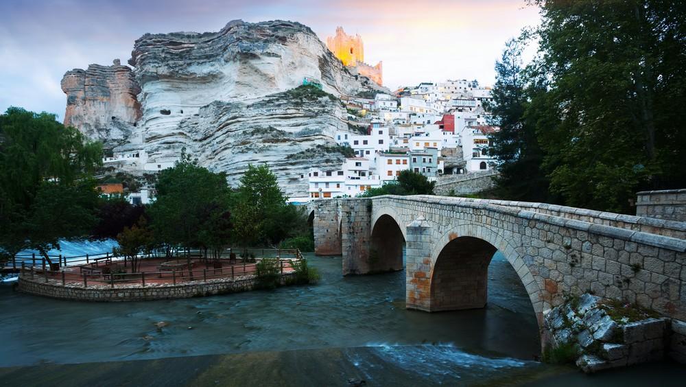 Испания Топ-5 мест в Испании для любителей высоты! 5