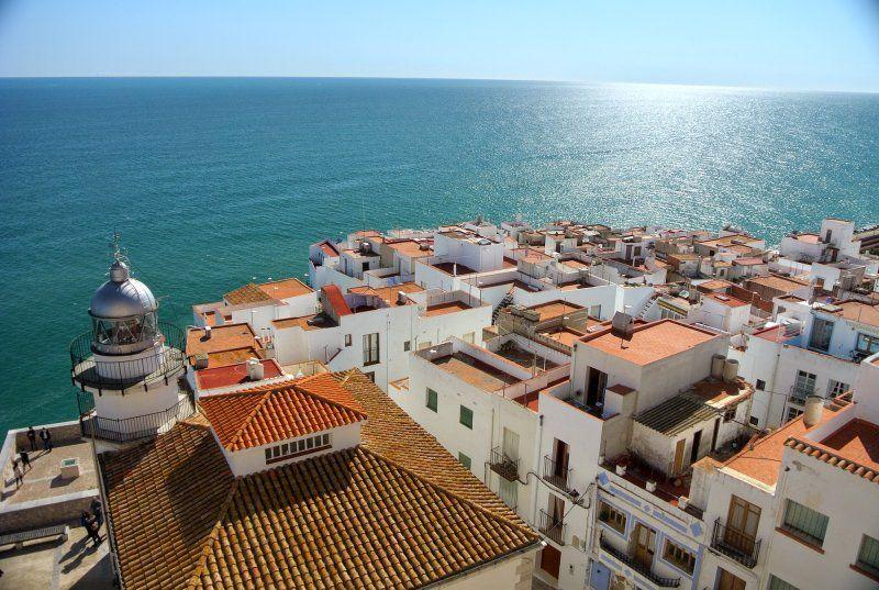 Пляжи г Бенидорм - Отдых в Испании (Аликанте) Жилье