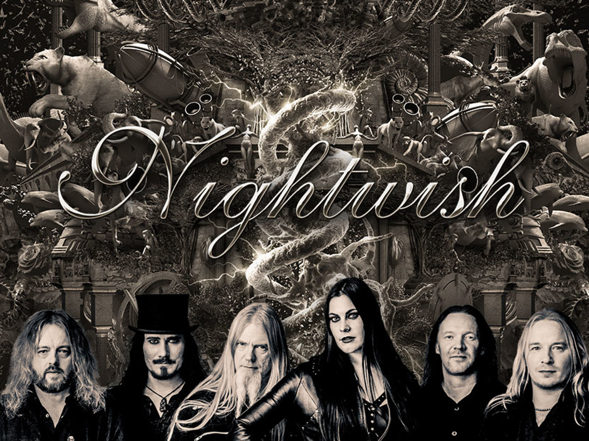 Nightwish с туром по Испании