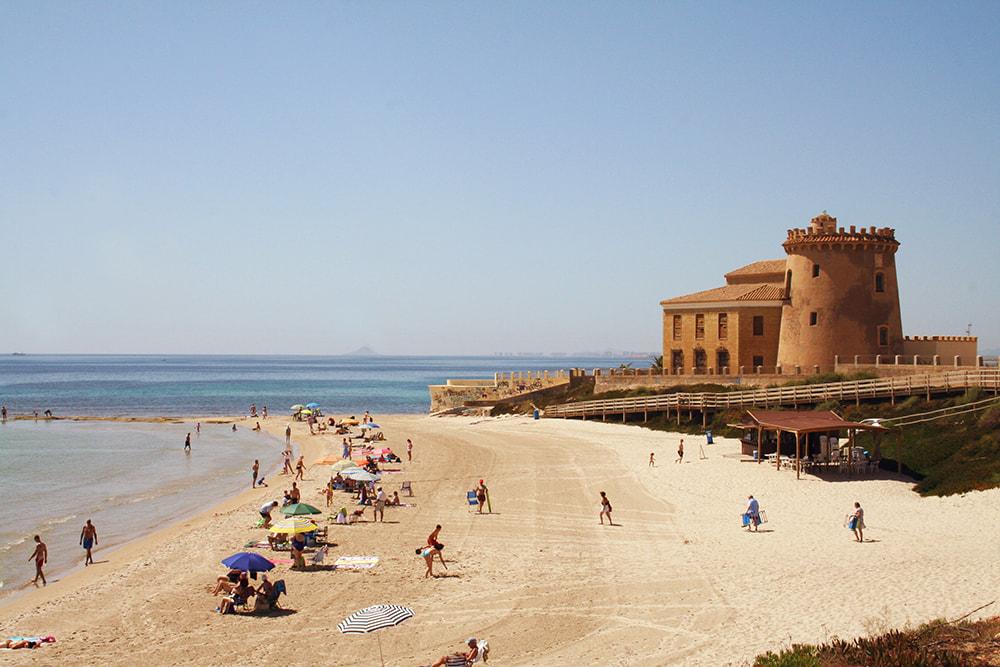 Торре-де-ла-Орадада, Испания: гид по курортному городу. Как ...