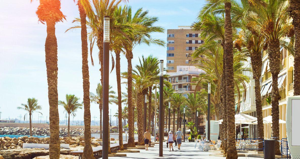 квартиры новостройки испании у моря