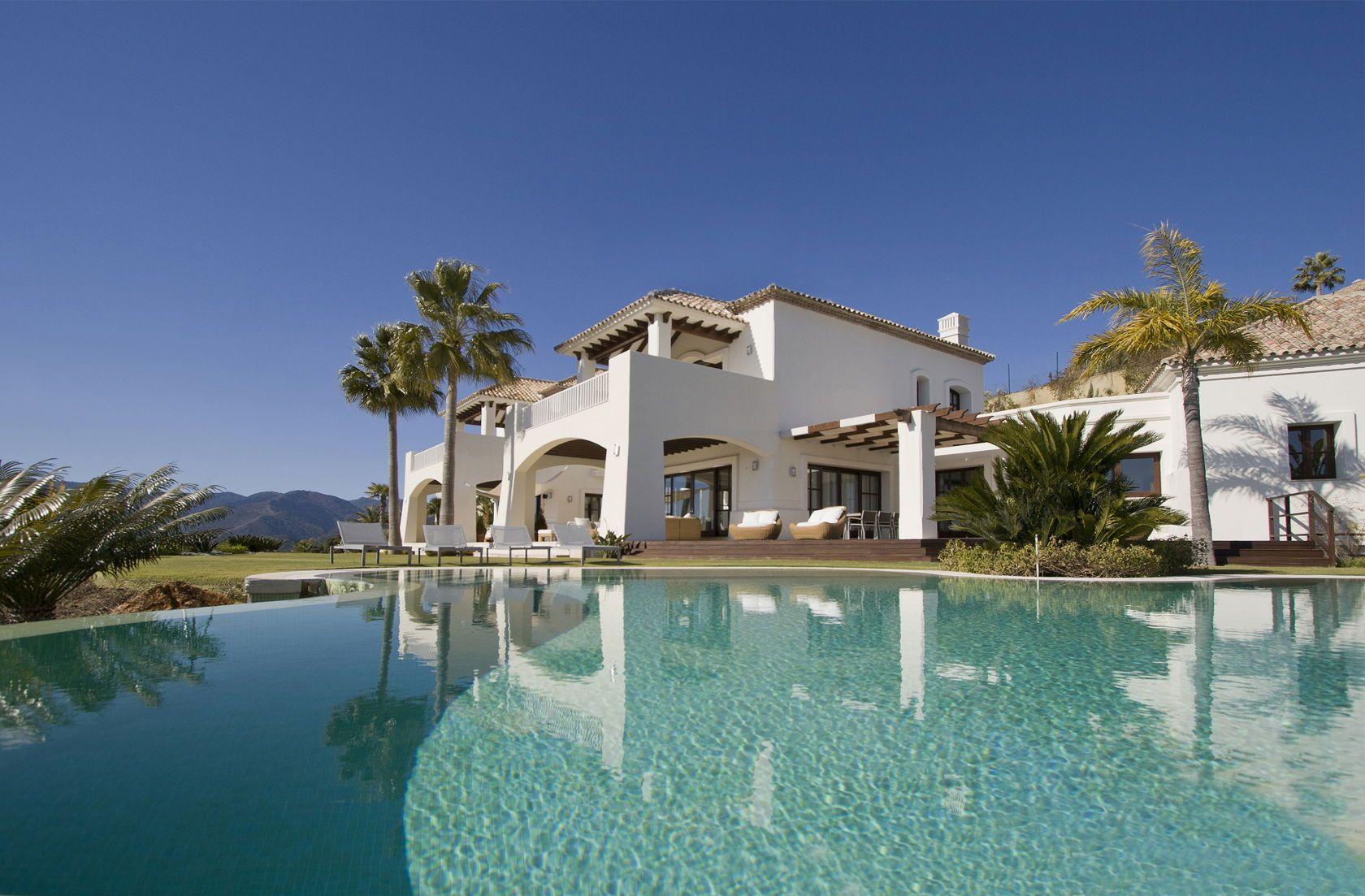 Дом на юге испании продажа недвижимости в доминикане